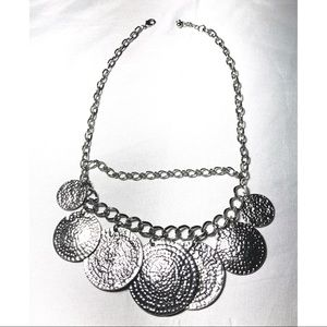 Coastal coin ✺ necklace